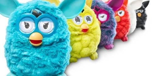 Return of the Furby 2012
