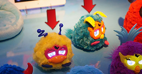 Who are these Mystery Furbies?