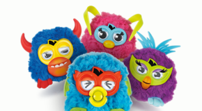 Furby Party Rockers! The new Furbies on the block