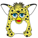Furby-Yellow-Icon