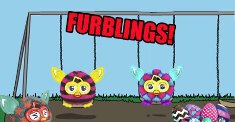Furblings are here!