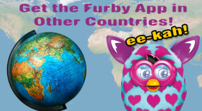 Download the Furby app in other countries!
