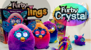 Furby Crystal Series